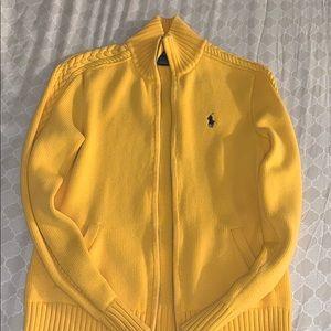 Ralph Lauren Yellow Mustard Jacket